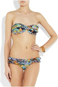 Zimmermann Labyrinth ruffled bandeau bikini b