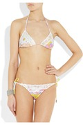 Zimmermann Whisper crochet-trimmed triangle bikini b