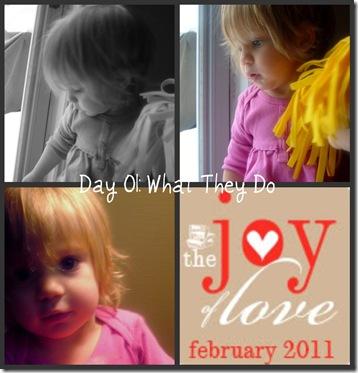 joy of love day 01