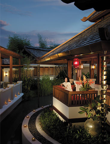 Shangri-la Hotel Chiang Mai - CHI, The Spa at Shangri-La