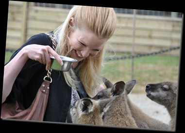 Kate with Wallabies 0475 - Copy