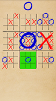 Screenshot of Fancy Tic Tac Toe