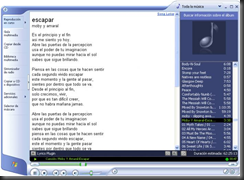 Lyrics Plugin for Windows Media Player 3.0
