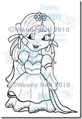 Bride watermark