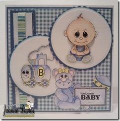 DC Jo Davies NEW BABY