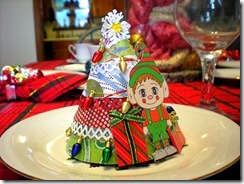 Eddie the Elf Table Decoration