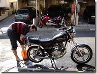 Alan moto space