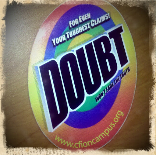 DOUBT: For Even Your Toughest Claims!