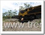 descarrilamiento en queensland, australia