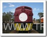 Locomotora Número 5451 General motors, F7-A, Bo-Bo