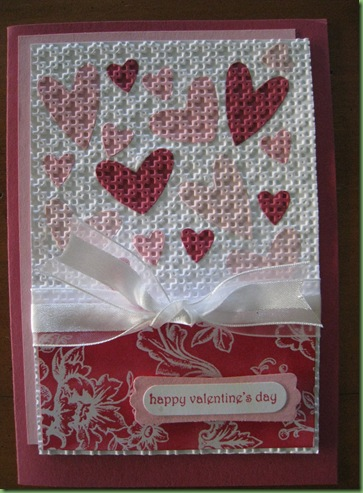 Feb 2011 Stampin Up Party 026