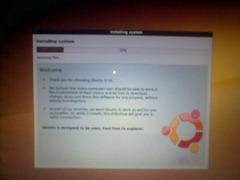 Cara Install Linux Ubuntu 9.10 Karmic  Koala