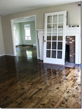 pewter and sage floors