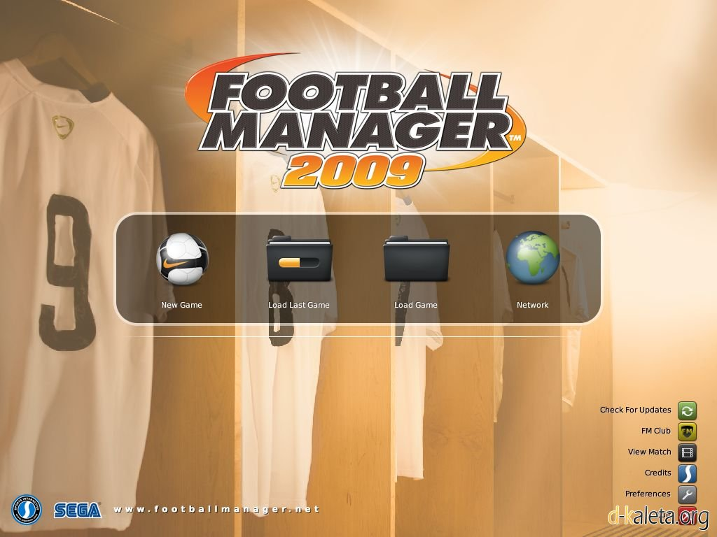 Скачать игру Football Manager 2010 (2009/RUS) PC Проект.