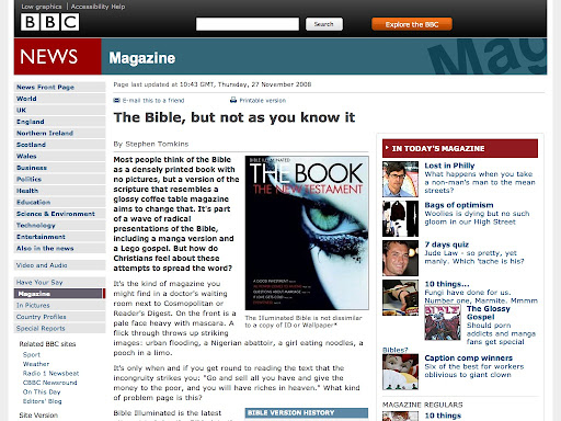 BBC%2520NEWS%2520%257C%2520Magazine%2520%257C%2520The%2520Bible,%2520but%2520not%2520as%2520you%2520know%2520it%2520(20081129) ... gets his ass raped in prison while reciting bible verses but for now ...