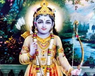 Supreme Purusa Shri RAma