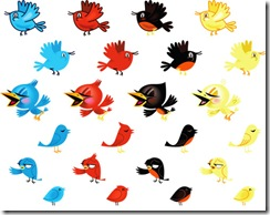 Luc Latulippe's collection of Twitter birds