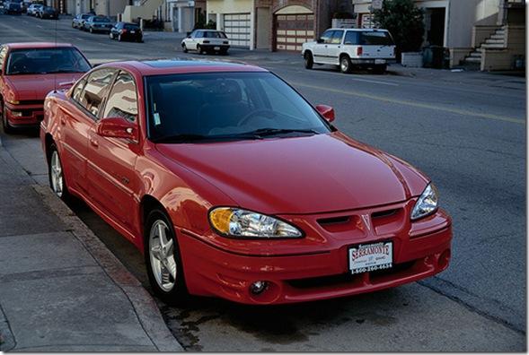 El Pontiac que no Soportaba el Helado de Vainilla