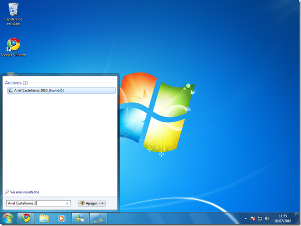 nuevo windows 7