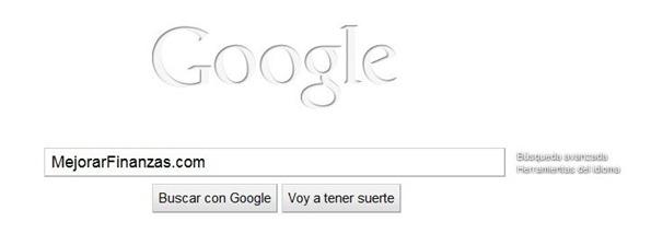 Buscar Mejorar Finanzas en Google