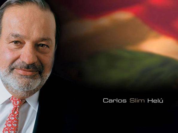 Fondo de Carlos Slim foto de alta calidad