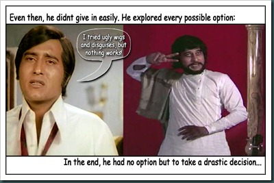 Vinod Khanna's tough decision - 3