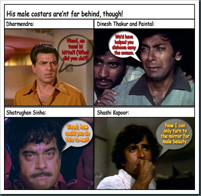 Vinod Khanna's tough decision - 5