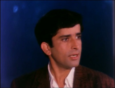 Shashi Kapoor in Abhinetri