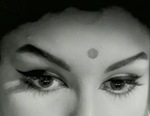 Sharmila Tagore in Anupama (1966)