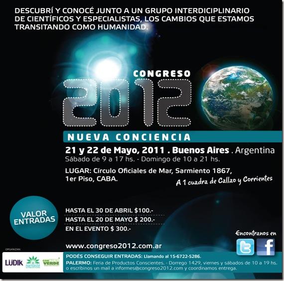 flyer-congreso 2012 nueva conciencia