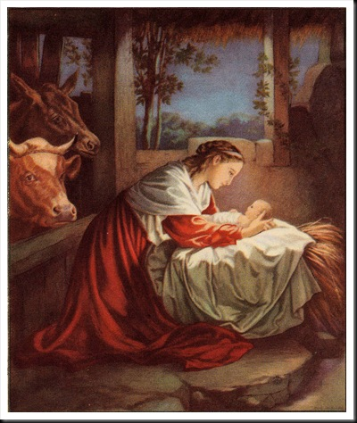 jesus-in-manger-with-mary
