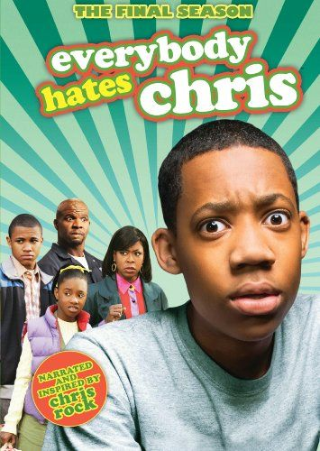Todo mundo odeia Chris (Everybody Hates Chris) Todomundoodeia