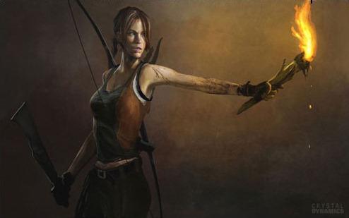 tomb raider 9. Tomb Raider 9 : Concept