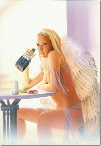 ملاك حقيقي