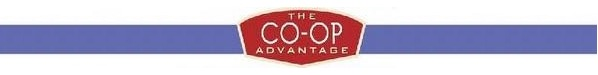 The Co-Op Advantage header