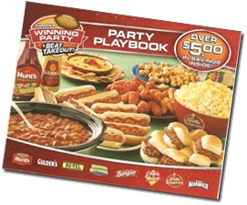 ConAgra Foods Coupon Book