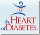 The Heart of Diabetes Logo