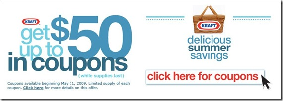 Kraft Coupons 50savings