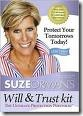 Suze Orman Will and Trust Kit