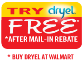 Dryel Mail In Rebate