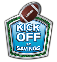 Kroger Kick Off to Savings Game
