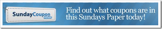 Sunday Coupon Preview Logo