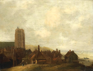 RIJKS: Ludolf Bakhuysen: painting 1708