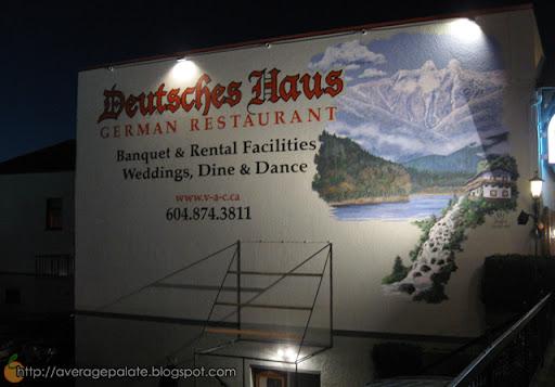 Vancouver Alpen Club Deutsches Haus