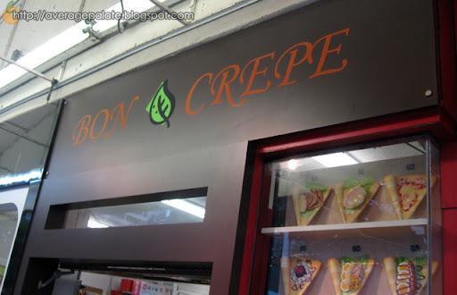 Bon Crepe at Konbiniya Vancouver