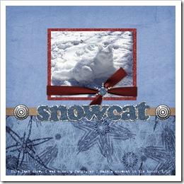 SnowCat web