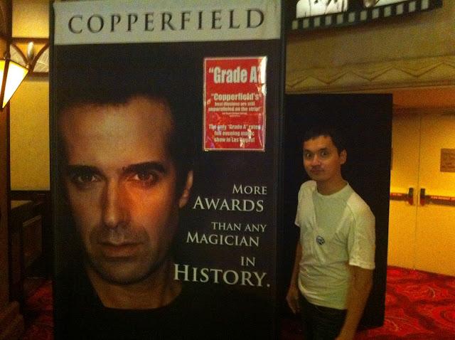 Дэвид Копперфильд, что ты сделал с моими щеками??? Они толстые!