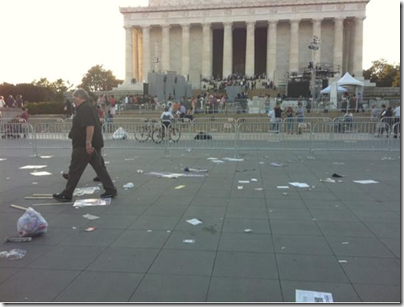 One Nation Rally Aftermath