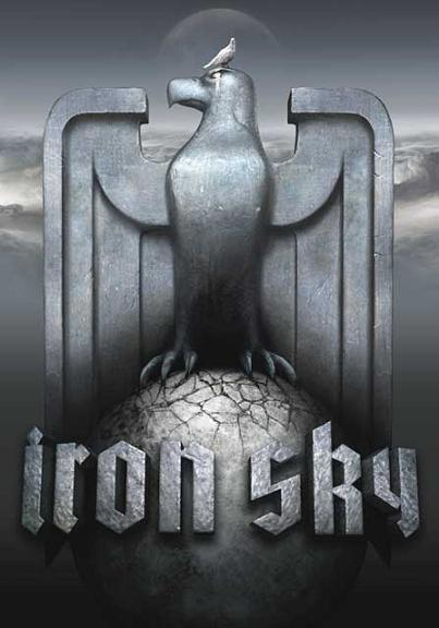 Iron Sky, movie, poster