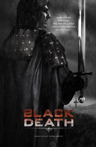 Black Death, movie, poster, new, dvd, cover